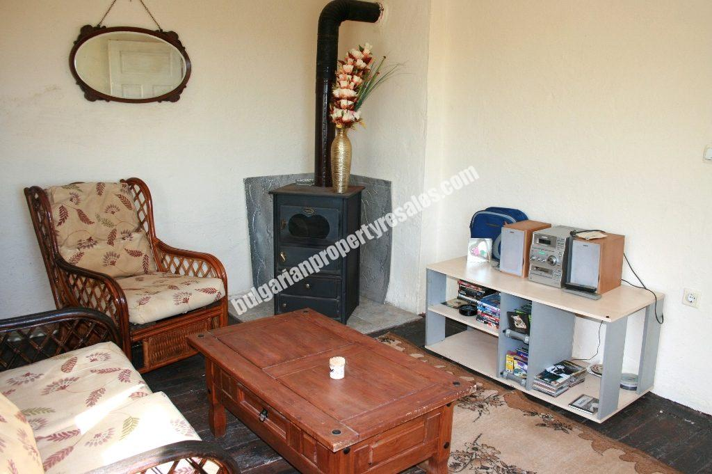 Renovated And Fully Furnished House For Sale In The Village Of Golyam  Manastir,